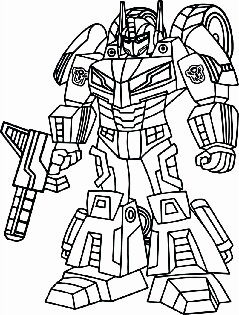 Transformers Optimus Prime Coloring Page - Free Coloring Pages Online | 1052x800