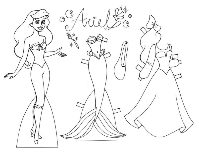 Dress Up Paper Dolls. Best Paper Dolls & Cutouts Images Free Printable