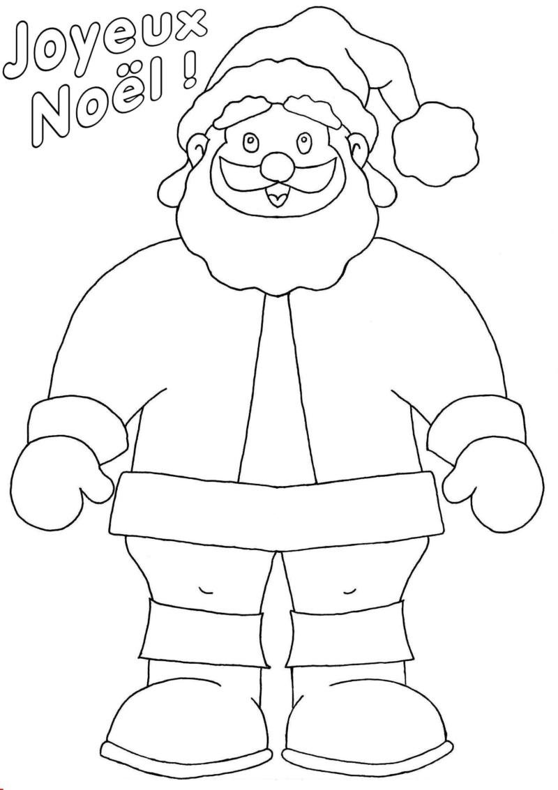 Coloriage de Noel. Imprimez gratuitement à partir de la meilleure collection