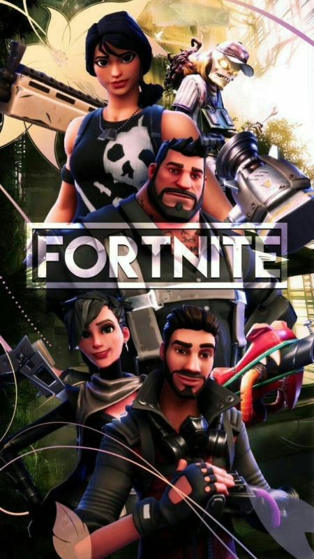 Fortnite Wallpaper For Phone. Top 100 Images Free Download